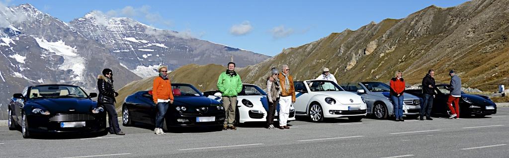 Panoramastrassen Österreich